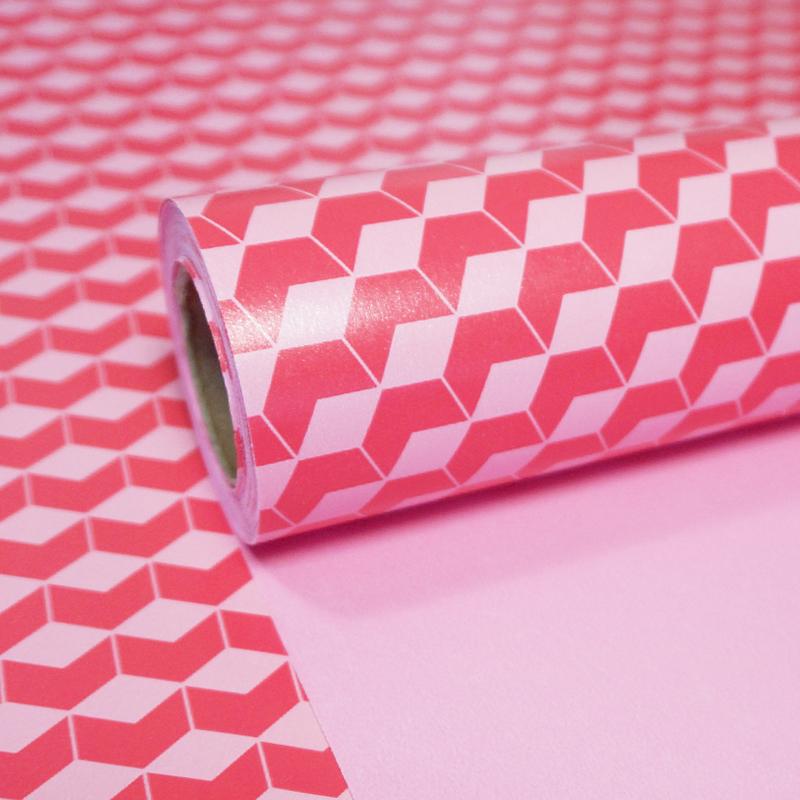 큐브-핑크